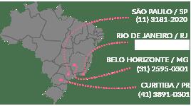 Mapa Padrão